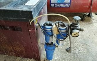 Odvlaživač zraka za kompresirani zrak kompresora Fiac