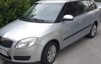 Škoda Fabia Combi 1.4 16v lpg