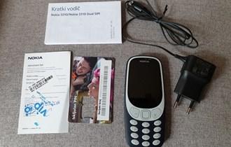 Nokia 3310 2017 novi model