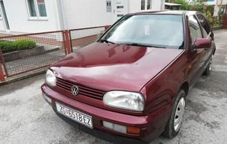VW Golf III 1.9