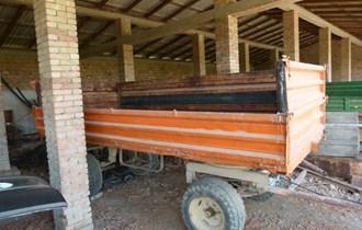 Priključno vozilo Zmaj 480