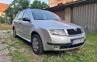Škoda Fabia Combi 1.4 MPI