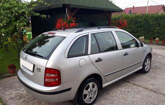 Škoda Fabia Combi 1.4 MPI -- 2001g -- REG 4/2020 -- KLIMA -- VRLO USCUVAN -- 1450€ --