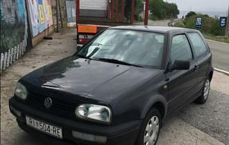 VW Golf III 1.6GL