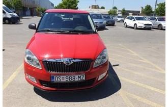 Škoda Fabia 1,2 vrlo uredan,92000 km,nije uvoz,registriran do 04.06.2020.