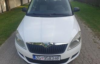 Škoda Fabia 1.6 TDI reg 1 god