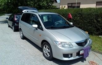 Mazda Premacy 2.0did