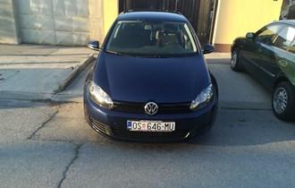 VW Golf VI 1.6TDI