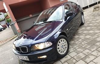 BMW serija 3 318i 87Kw Kupljen u Tomic & Co,Servo,Alarm,Aut.Klima,Multi-Lock,El.Podizaci -EXTRA STANJE-