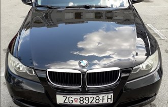 BMW serija 3 320d e90 - Nije uvoz, drugi vlasnik, reg do 11/2019