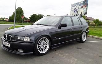 BMW serija 3 Bmw Orginalni 328I M paket,Shiber,Klima 193ks