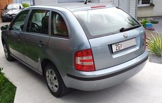 Škoda Fabia Combi 1.2 - 12V..REG 3/20..KLIMA..PRVA VLASNICA..PRVA BOJA..ODLIČAN KARAVAN..PRILIKA samo 2499 €