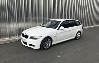BMW 318d M-Sport LCI
