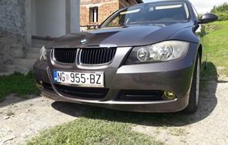 BMW 320d 116 000km