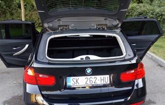 BMW serija 3 Touring F31 318 d automatik