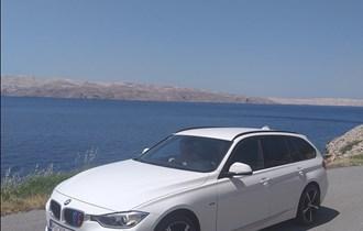 BMW serija 3 Touring M-black paket