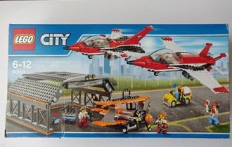 Lego City Aeromiting u zračnoj luci