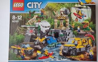 Lego City Istraživački lokalitet u prašumi