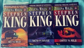 Stephen King: Zelena milja