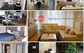 KVATERNIKOV TRG - renoviran trosobni stan - 110.30 m2 (127,23 m2)