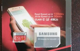 SAMSUNG microSDXC 256GB