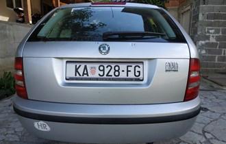 Škoda Fabia Combi 1.4mpi elegance