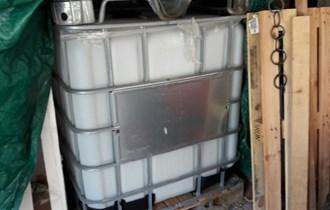 PVC rezervar 1000 litara