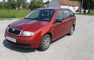 Škoda Fabia Combi 1,4
