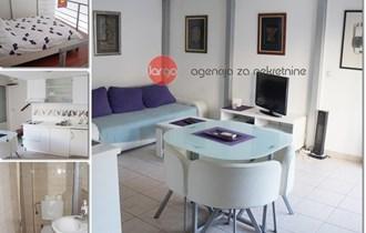 TREŠNJEVKA (Park St.Tr.) - renoviran 1 s stan s galerijom - 35.38 m2