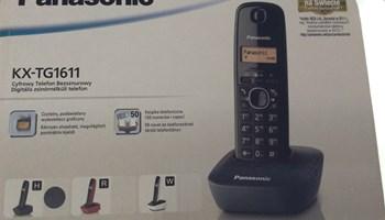 Telefon Panasonic KX-TG1611 mobilni