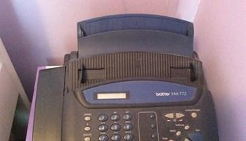 "Fax aparat T72  ""BROTHER"""