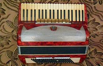 Harmonika Settimio Soprani, 120 basova