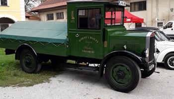 albion mali tovornjak