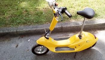 električni motocikl