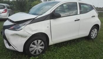 Toyota Aygo 1.0 VVTI-I X