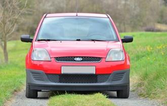 Ford Fiesta+lpg, reg godinu dana, napravljena generalka