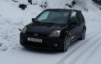 Ford Fiesta Sport 1.6 LPG