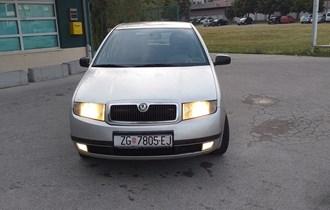 Škoda Fabia reg 365dana klima radi orig.km 099 6655 028