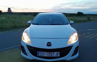 Mazda 3 1.6 CD110TX