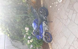 Yamaha yzf-r125 124ccm
