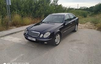 Mercedes E 220 cdi elegance automatik
