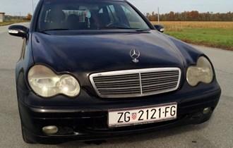 Mercedes-Benz C-klasa 220 CDI