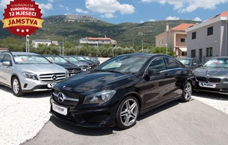 Mercedes-Benz CLA 200 CDI AMG Line EXCLUSIVE