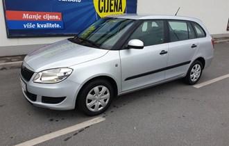 Škoda Fabia Combi 1.2 htp, 51kw, 2011g. Reg.15.12.2019.g.