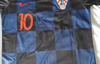 Dres Hrvatske Modrić SP Rusija 2018