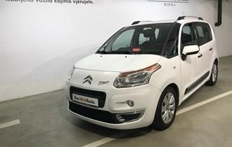 Citroën C3 Picasso 1,6 HDi Exclusive