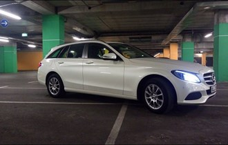 Mercedes-Benz C-klasa T-model 220cdi avangard
