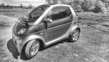 Smart fortwo cabrio 600
