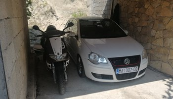 VW Polo 1.4 TDI GTI look