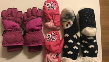 Zimske kape i šalovi razni